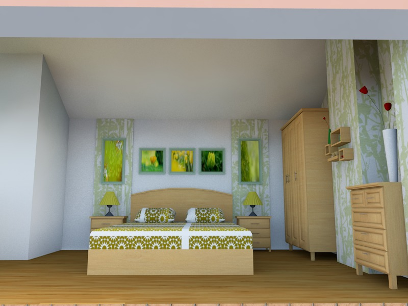 Loft bedroom mensah studio - Good reasons need redecorate ...